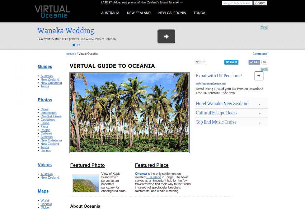 virtualoceania.net