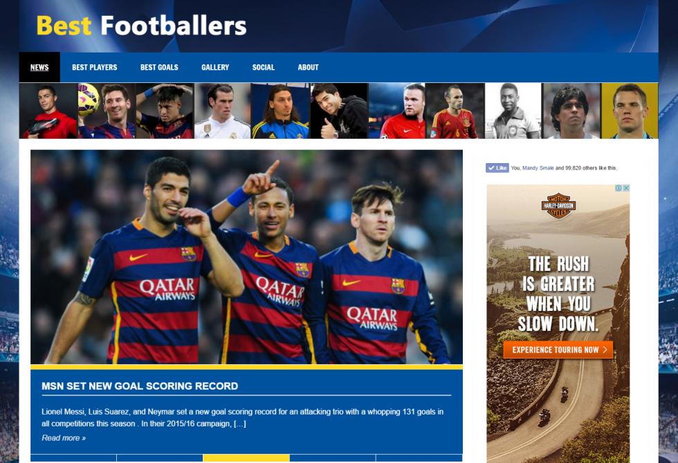 bestfootballers.com